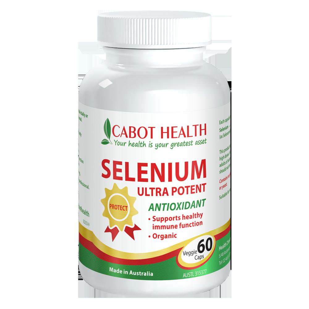 Selenium Ultra Potent 60 Caps
