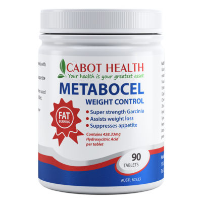 Metabocel Weight Control 90 Tablets