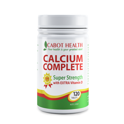 Calcium Complete 120 Tablets